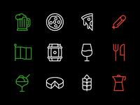 Italian Icons