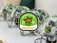 Dribbble Meetup DraftKings Boston boston research product dribbble meetup apps sports design ux ui