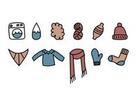 Fiber Iconography
