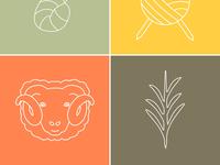 Peace Fleece Instagram Icons
