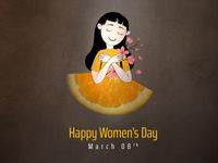 For Women's Day @Lecitrus
