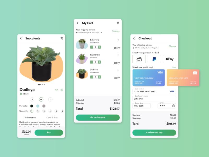 Gardening & Plant Shop