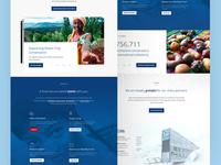 Croptrust Homepage Redesign