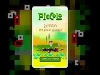 Piccolo, old school game