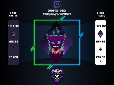 Twitch Emote designs, themes, templates and downloadable