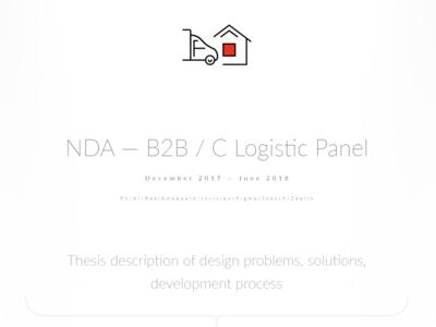 NDA — B2B / C Logistic Panel