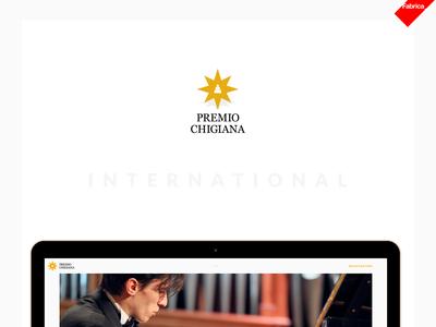 Premio Chigiana / Logo / Web
