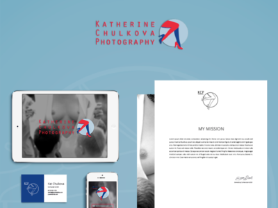 Katherine Chulkova / Photograph / Logo / Identity / 2013