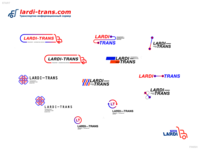 lardi-trans / logo rebranding