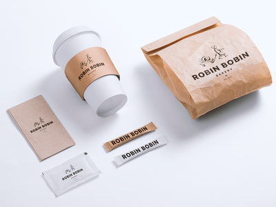 Robin Bobin — Logo / Restyling