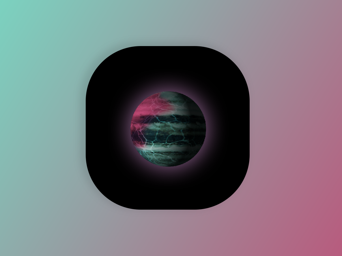 App Icon Design game icon planet icon logo app ui uidesign dailyui 005 dailyui