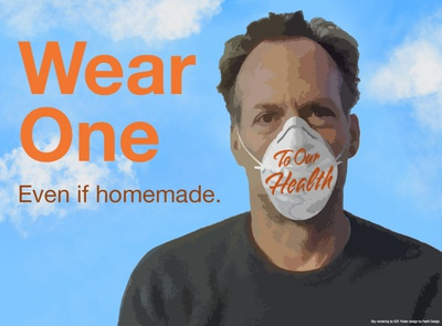 Wear One Poster