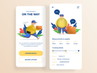 Mobile app: Chubby Delivery Service
