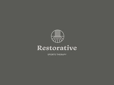 Restoratively Rejected logo design branding