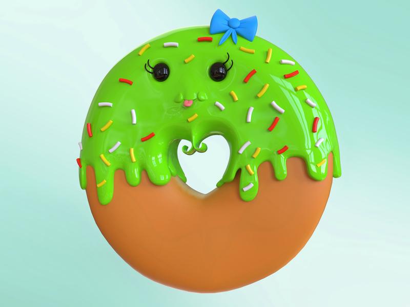 Lisa The Donut Girl