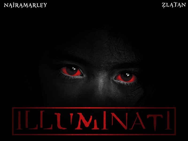 Illuminati design cover art music
