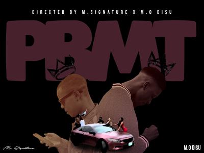 Professional Badman music artwork cover art music