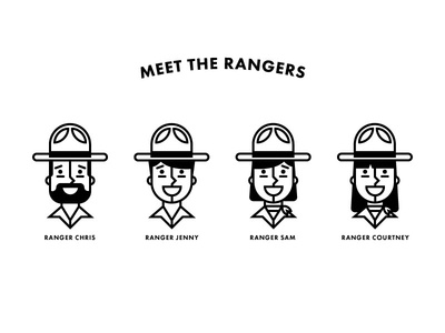 Meet the Rangers
