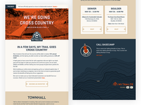 My Trail Email Template