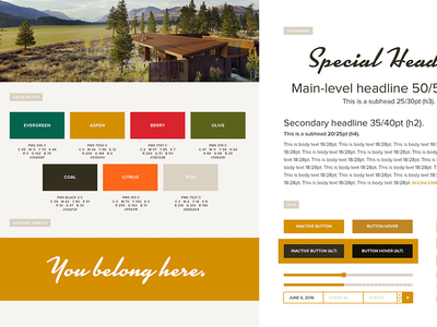 Royal Gorge Cabins glamping camping exploration brand luxury cabin