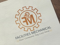 Mechanical Logo design