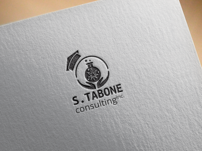 S. Tabone Consulting Inc Logo Design