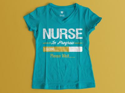 Nurse T-Shirt Design