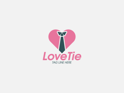 Love Tie Logo Design lovetie faysal7a rope personal minimalist minimal marriage love logo knot group friends finder event design clean charity business branding brand