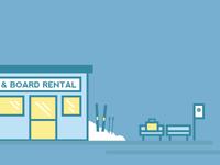 Ski & Board Rental
