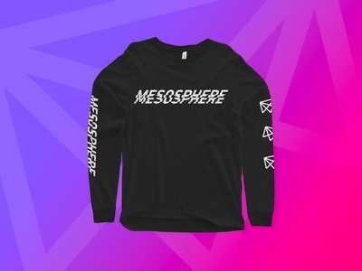 Mesosphere Long Sleeve shirt t-shirt long sleeve swag