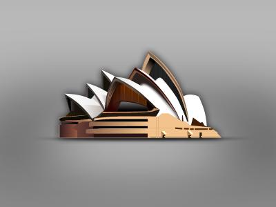 Sydney Opera House sydney opera house illustration vector fireworks