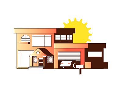 Stay safe everyone campaigns coronavirus corona branding minimal flat vector digital illustration design