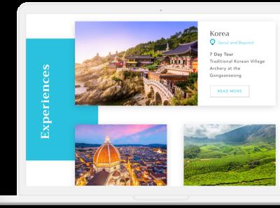 Travel Web Application Design & Development