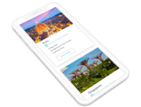 Travel Web App Design & Development