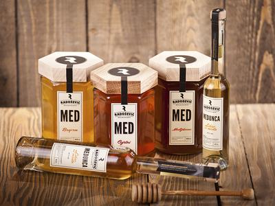 Radosevic Honey Package