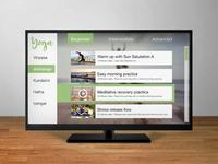 DailyUI #025 – TV App