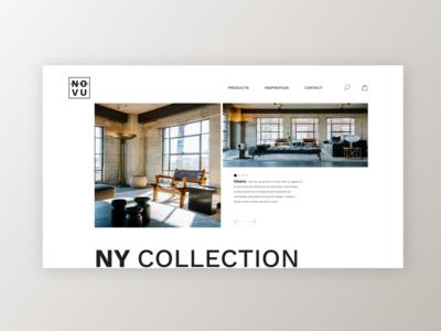 NOVU - Modern Furniture Brand
