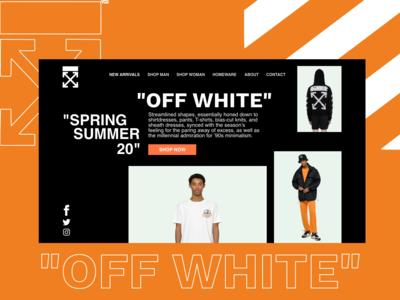 """OFF-WHITE"" V2"