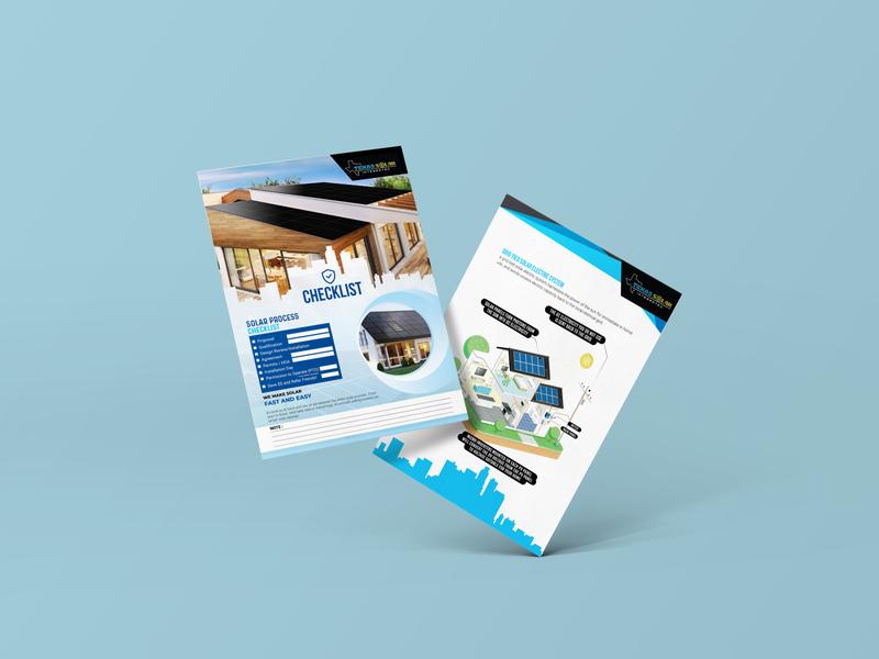 SOLAR FLYER brochure template flyer flyer artwork typography flyer bundle business flyer flyer design design graphic  design branding