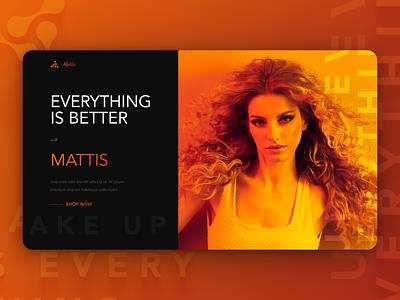 Cosmetics website design webdesign ux ui web designer cosmetics make up stylist ui design landing page design landing page design web web design