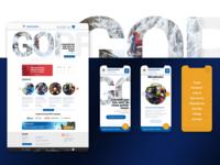 Mountain Rescue Webpage