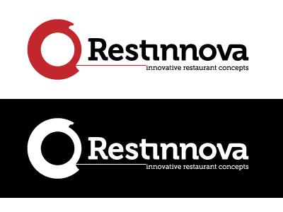 Restinova Branding Ideas logo branding food restaurant