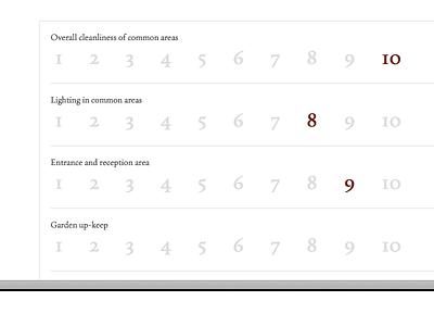 Radio Input Review Set html css input forms web design