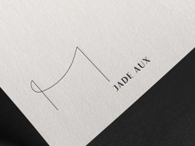 Jade Aux Brand Identity: Logo
