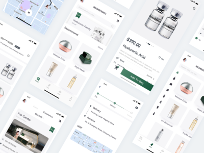 Skin Care Products Store APP