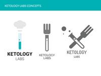 Ketology Labs Logo Concepts (Semi Finals)