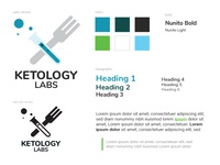 Ketology Labs Final Logo and Simple Style Guide