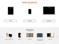 Shop By Device - A Shopify Store Template