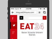 EAT24 Blog
