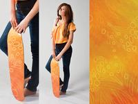 Breathe skateboard design
